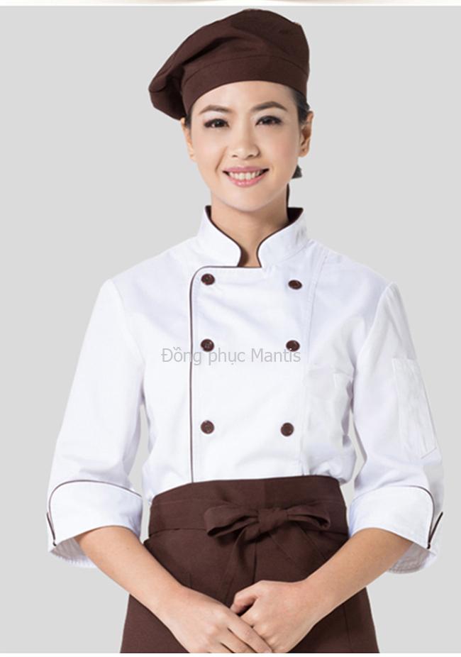 áo bếp bán sẵn cho nữ