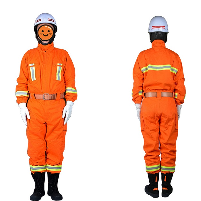 Đồng phục phòng cháy chữa cháy phản quang