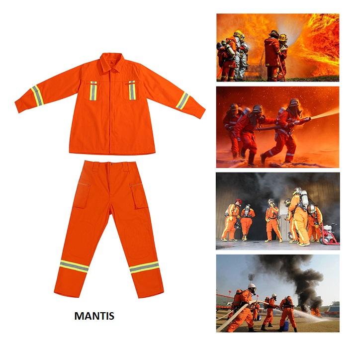 Đồng phục phòng cháy chữa cháy cho nhân viên cứ hỏa