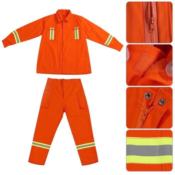 Quần áo đồng phục phòng cháy chữa cháy giá rẻ