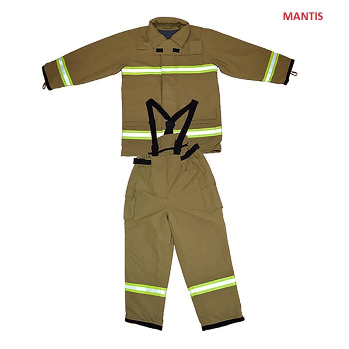 Quần áo phòng cháy chữa cháy cho nhân viên cứu hỏa
