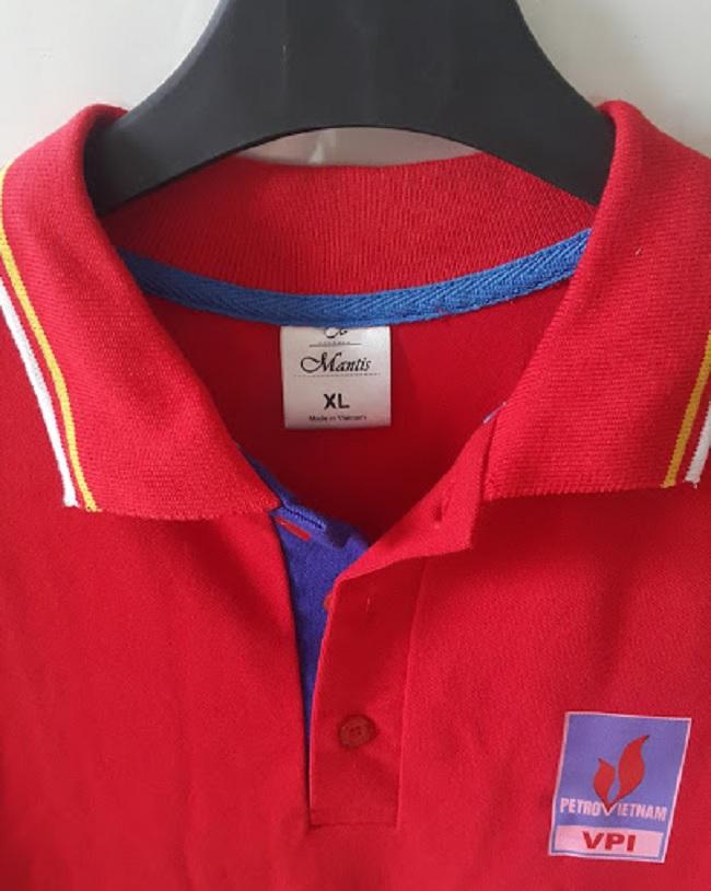 Mẫu đồng phục áo phông sự kiện petrolimex
