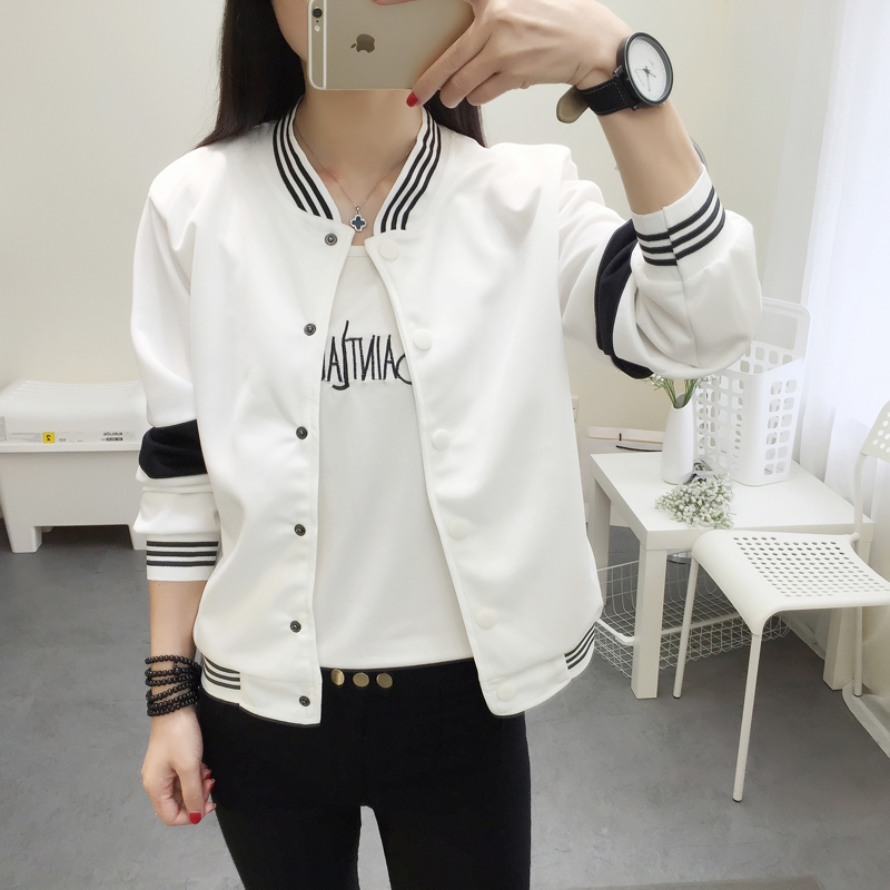 Đồng phục áo khoác học sinh nữ bomber đẹp