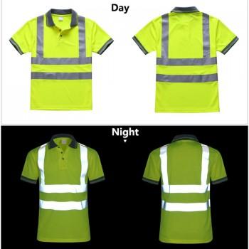 Áo phông công nhân công trường và quản lý kho hàng
