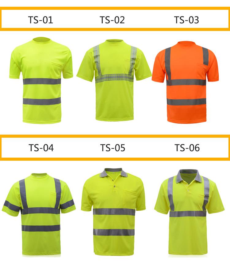 áo phông cho công nhân và quản lý kho