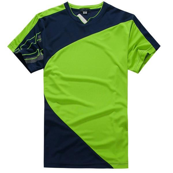 Thiết kế áo phông thể thao unisex