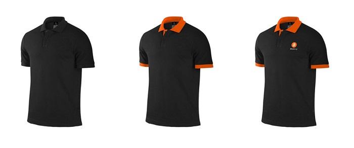 Đồng phục áo phông công sở đẹp