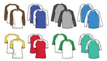 Tổng hợp 10 mẫu áo phông raglan đẹp nhất 2018 cho teen