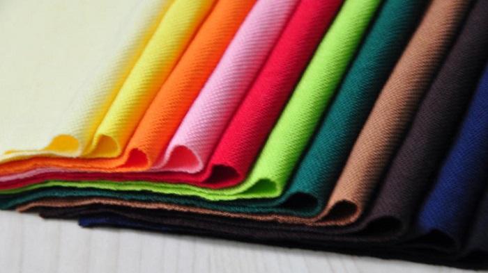 Vải may áo thun đồng phục chất lượng