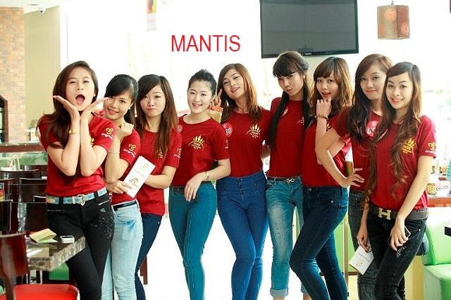 Đồng phục Mantis hướng dẫn mẹo làm áo phông co lại