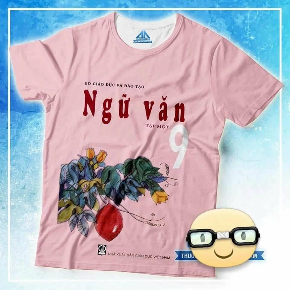 Thiết kế áo phông học sinh đẹp, lạ, độc