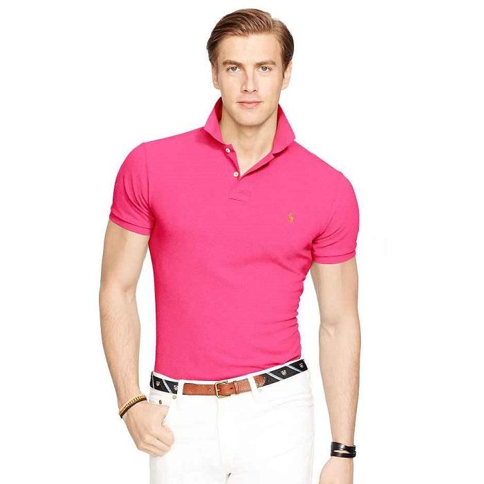 Áo phông nam màu neon