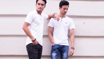 7 mẫu áo phông nam giúp các chàng chinh phục phái đẹp