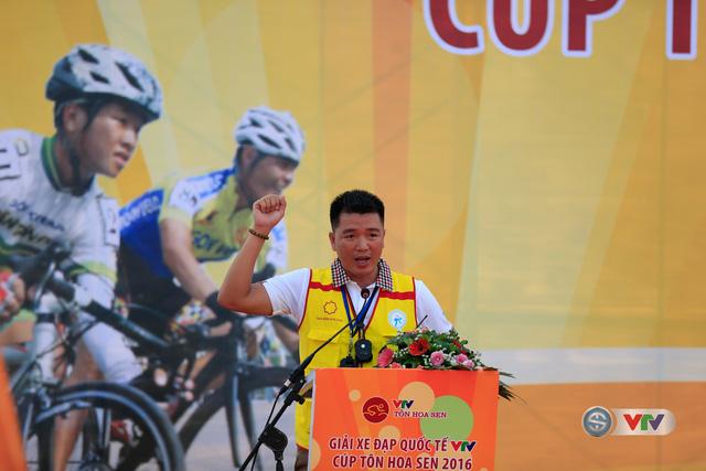 Giải đua xe đạp quốc tế VTV Cúp Tôn Hoa Sen4