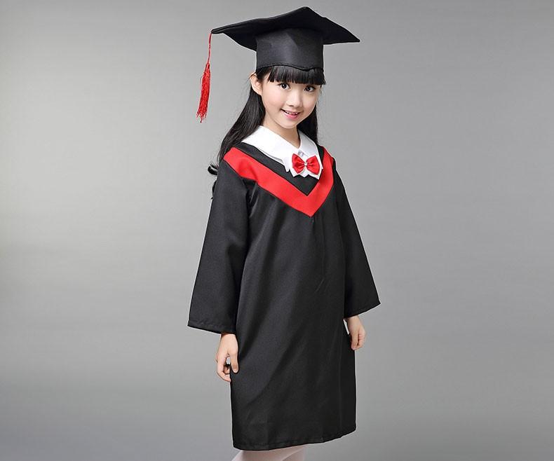 Trang phục tốt nghiệp mầm non dành cho các bé
