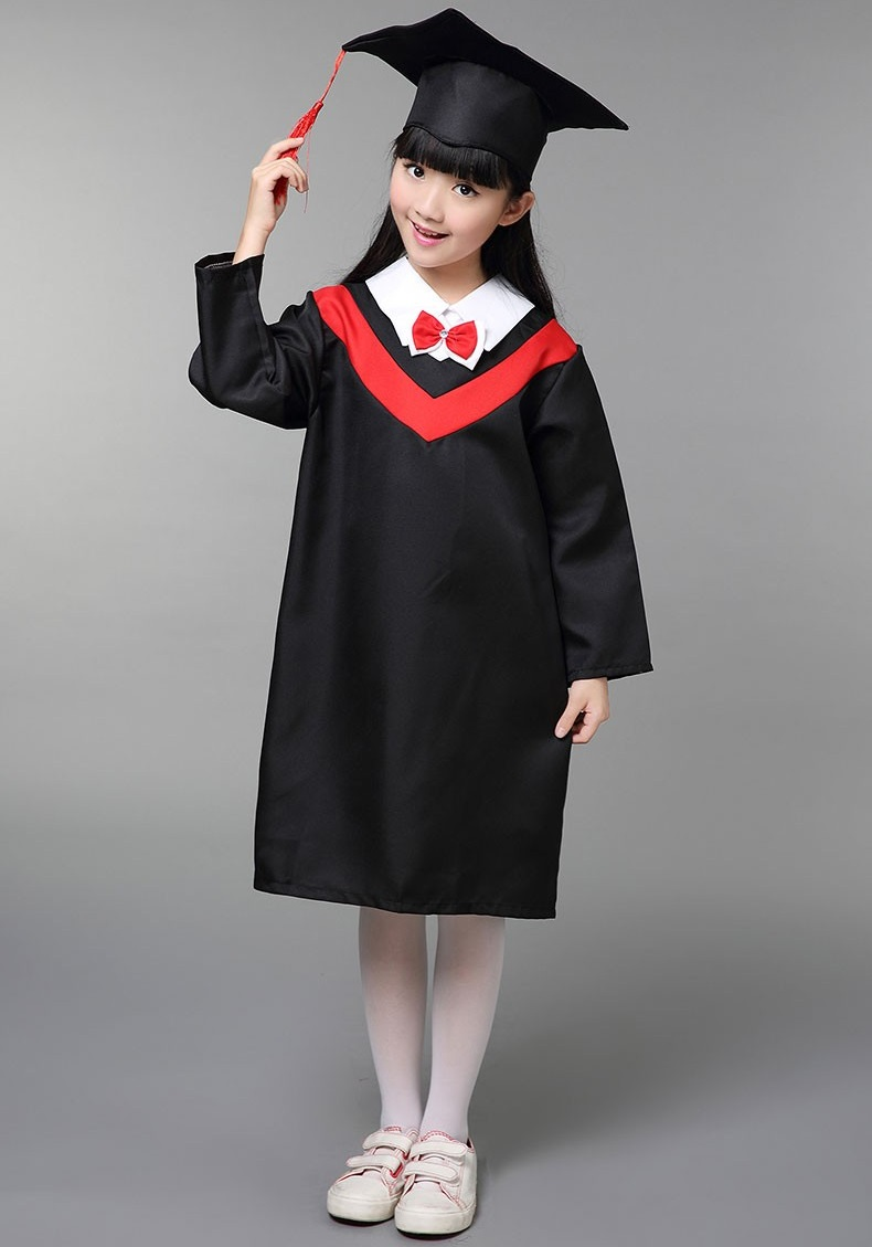 Lễ phục tốt nghiệp mầm non đẹp