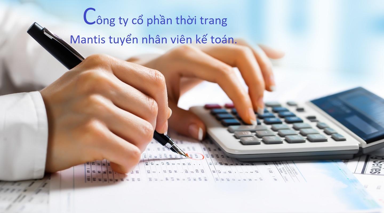 Tuyển nhân viên kế toán
