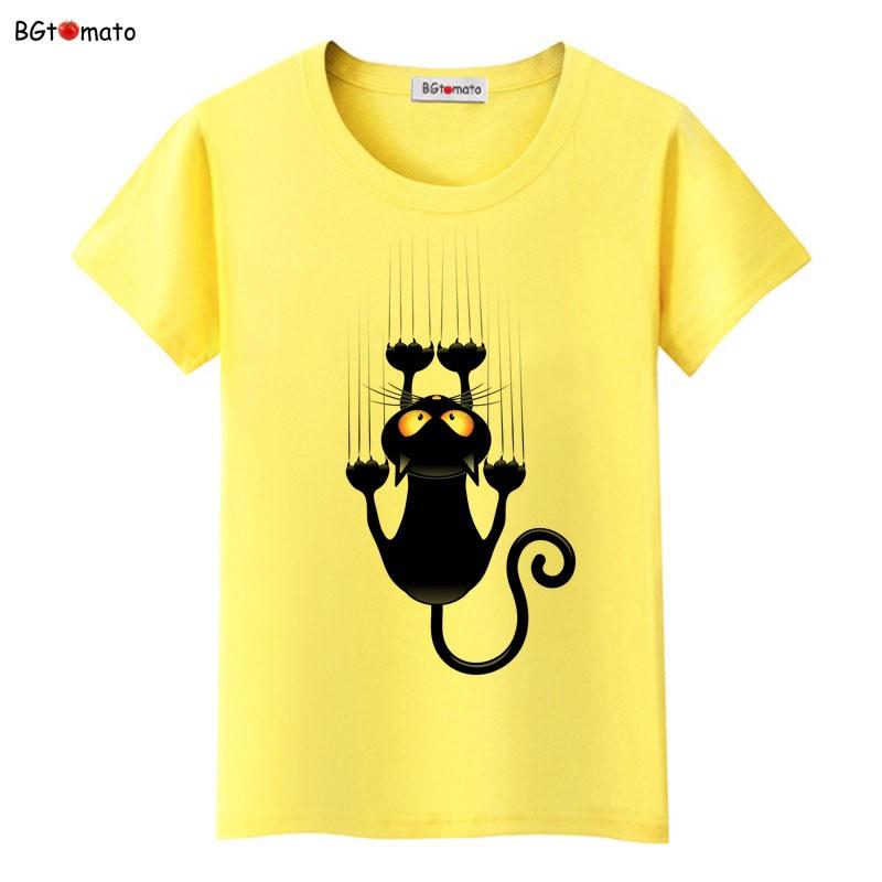 áo phông logo mèo 1