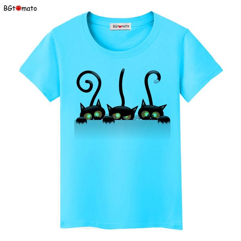 áo phông logo mèo2