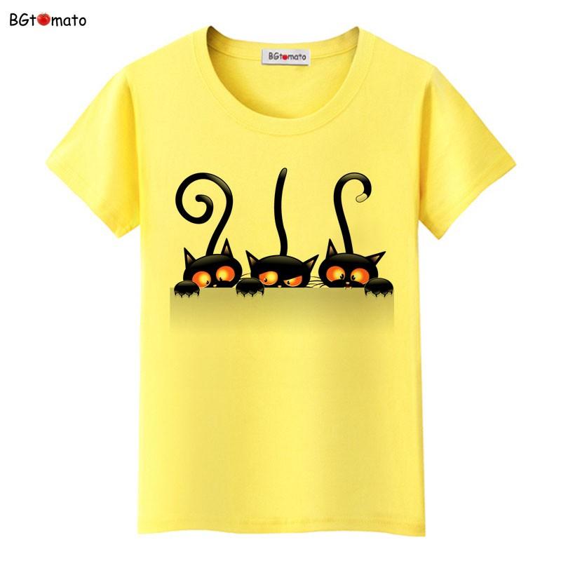 áo phông logo mèo5