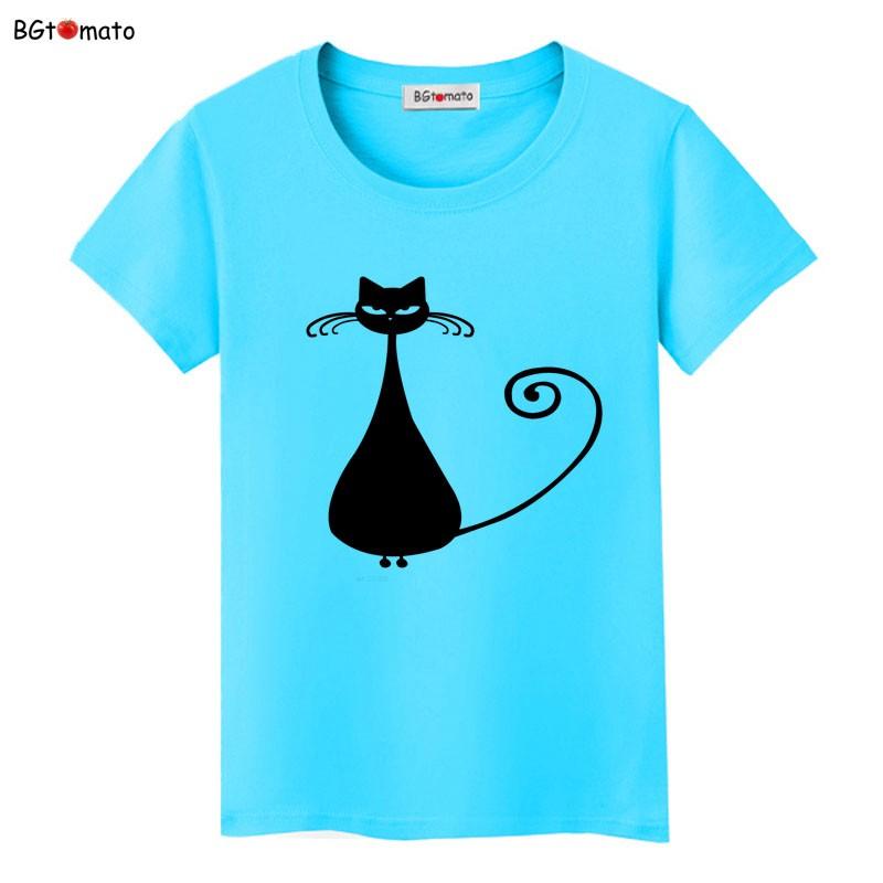 áo phông logo mèo6