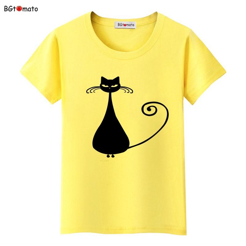 áo phông logo mèo 9