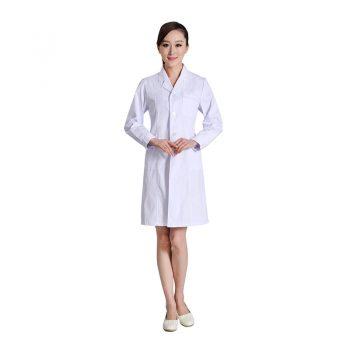 Đồng phục bác sĩ nữ dài tay