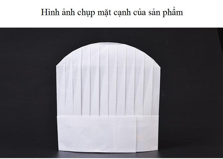 Mũ bếp giấy đẹp