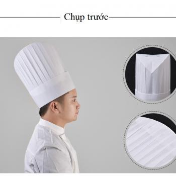 Bán mũ bếp giấy