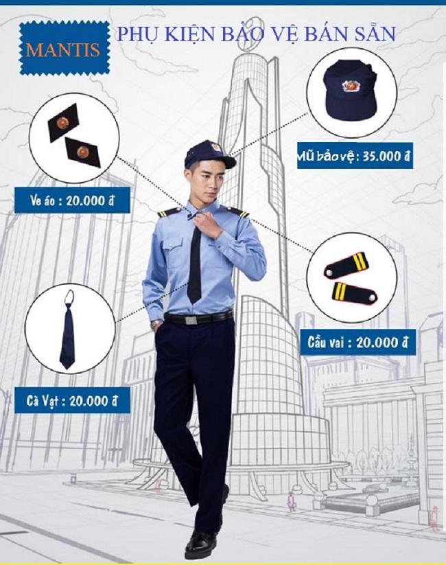 Quần áo và phụ kiện bảo vệ