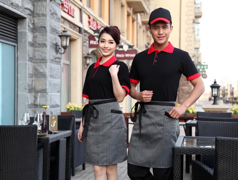 áo phông nhà hàng