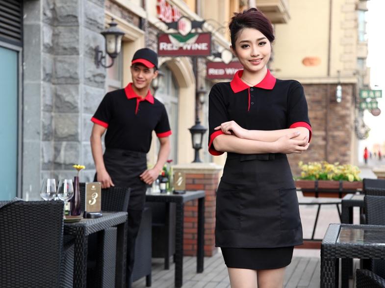 áo phông khách sạn