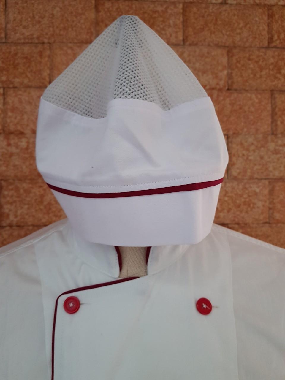 áo bếp may sẵn giá rẻ