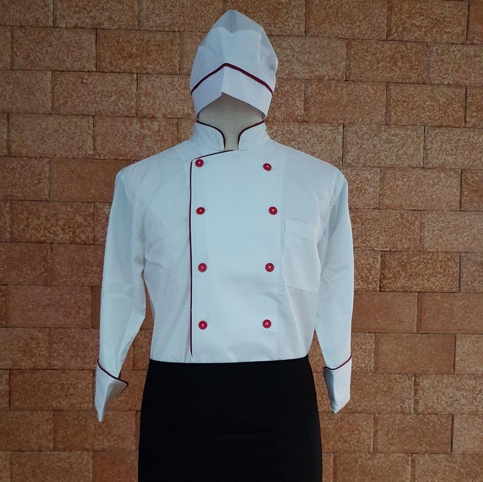 cửa hàng bán áo bếp may sẵn