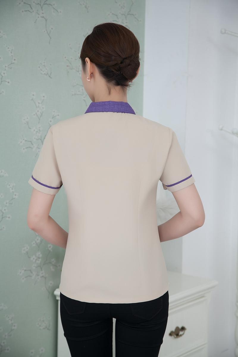 may đồng phục hosekeeping tại hà nội