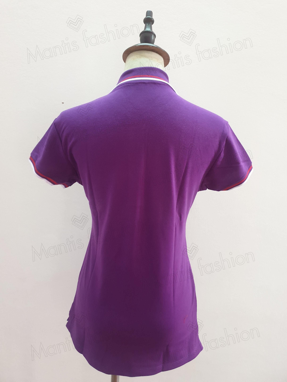 bỏ sỉ áo thun giá rẻ mầu tím